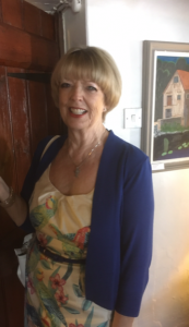 Janet - Elle Luncheon Club