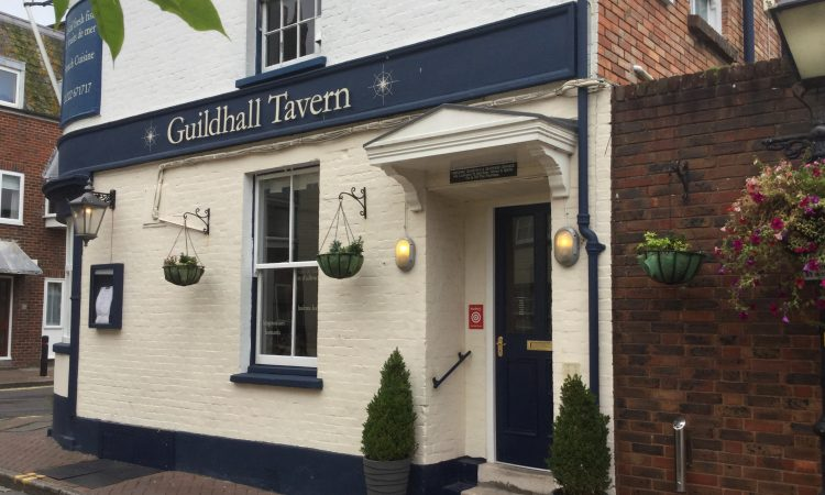 September 2018  Guildhall Tavern  Poole