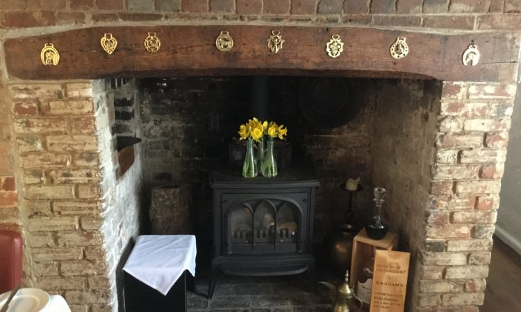 April 2019  Yalbury Cottage  Lower Bockhampton